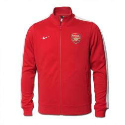 Nike Arsenal Jacket 13/14 red/свитер