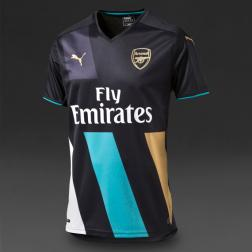 Puma Arsenal 2015/2016 3thr Jersey/ 3 комплект майка короткий рукав