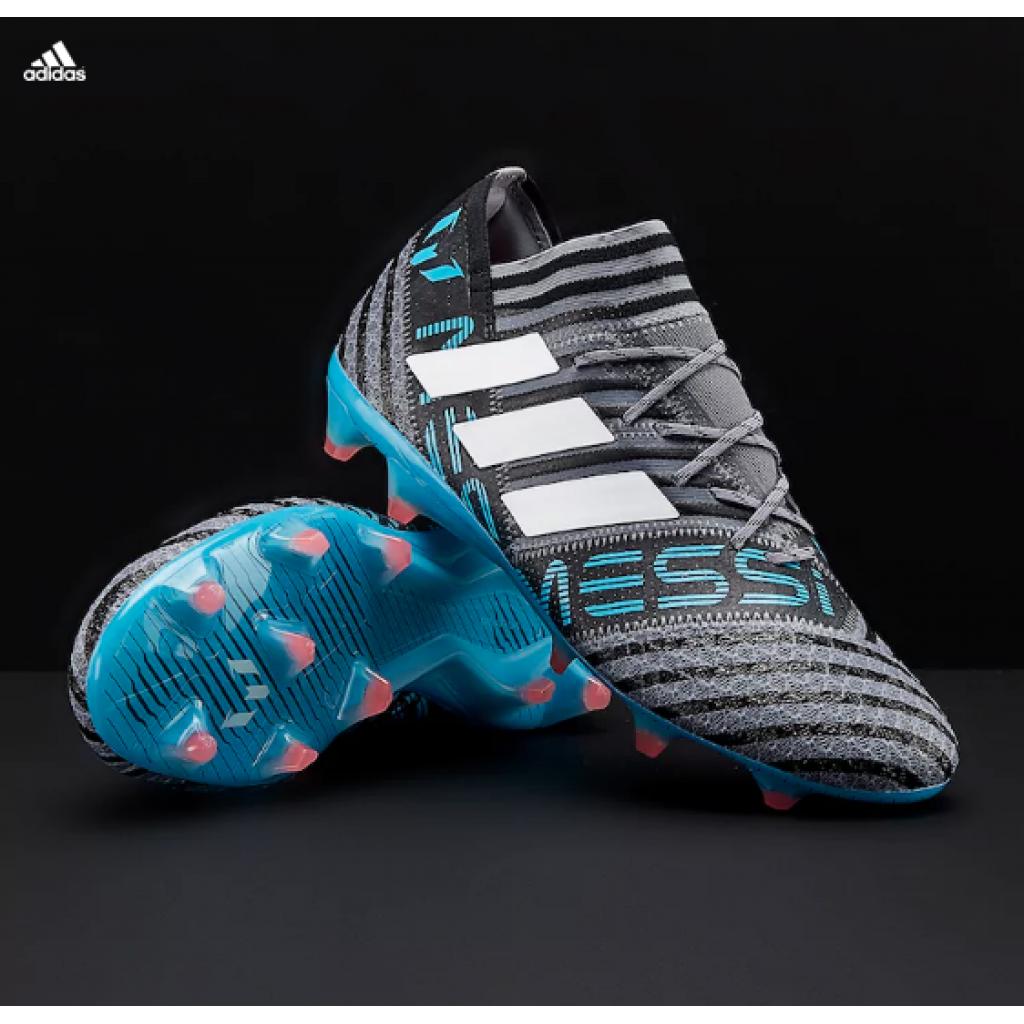 18a54e67 adidas Nemeziz Messi 17.1 FG/бутсы профессиональные