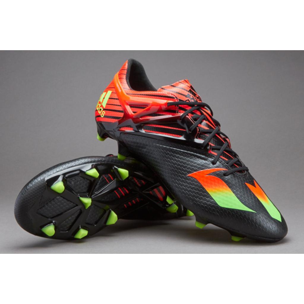 b9d327b3 adidas Messi 15.1 FG/профессиональные бутсы