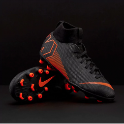 Nike Kids Mercurial Superfly Club FG JR/детские бутсы