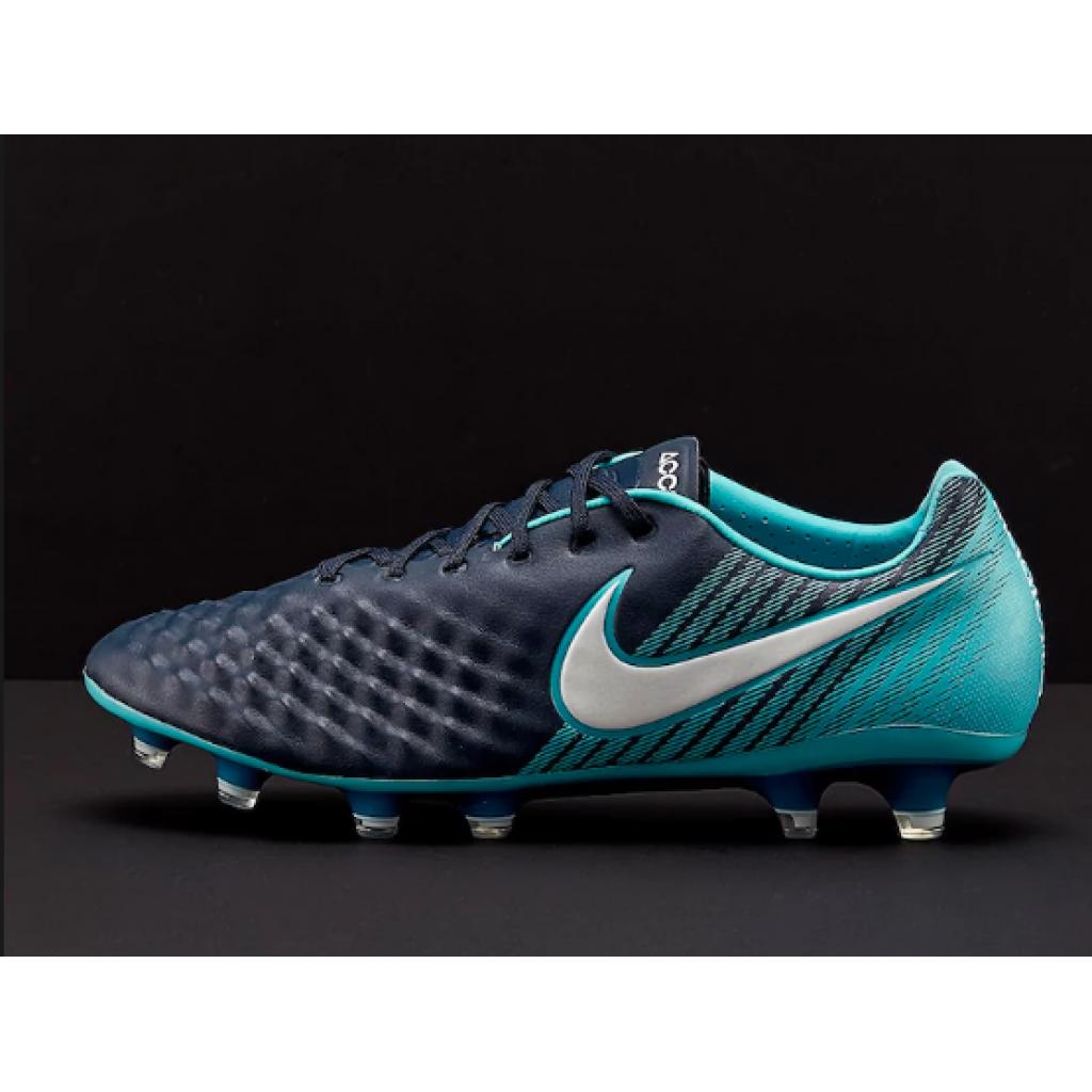 Nike Magista Opus II FG  профессиональные бутсы b44a966d391