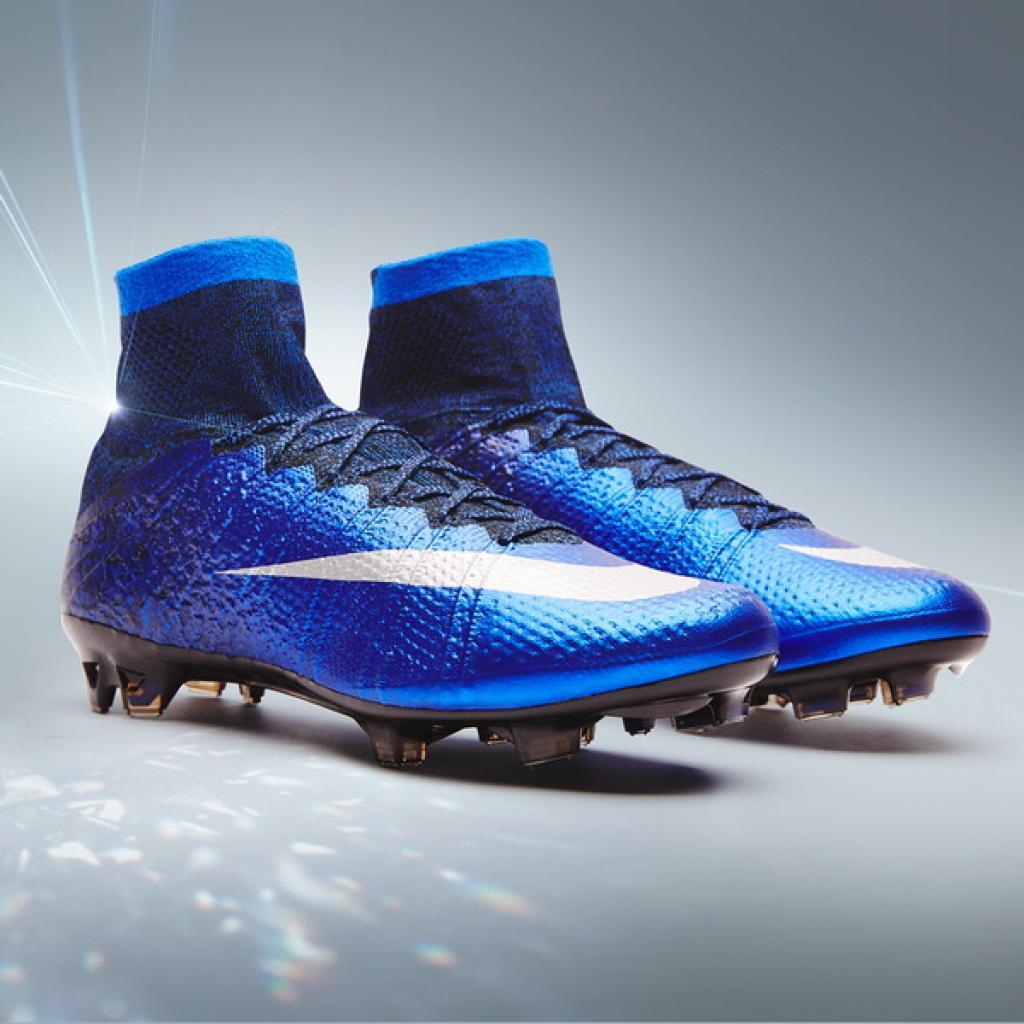 9d9a25de Nike Mercurial Superfly FG CR7/бутсы профессиональные