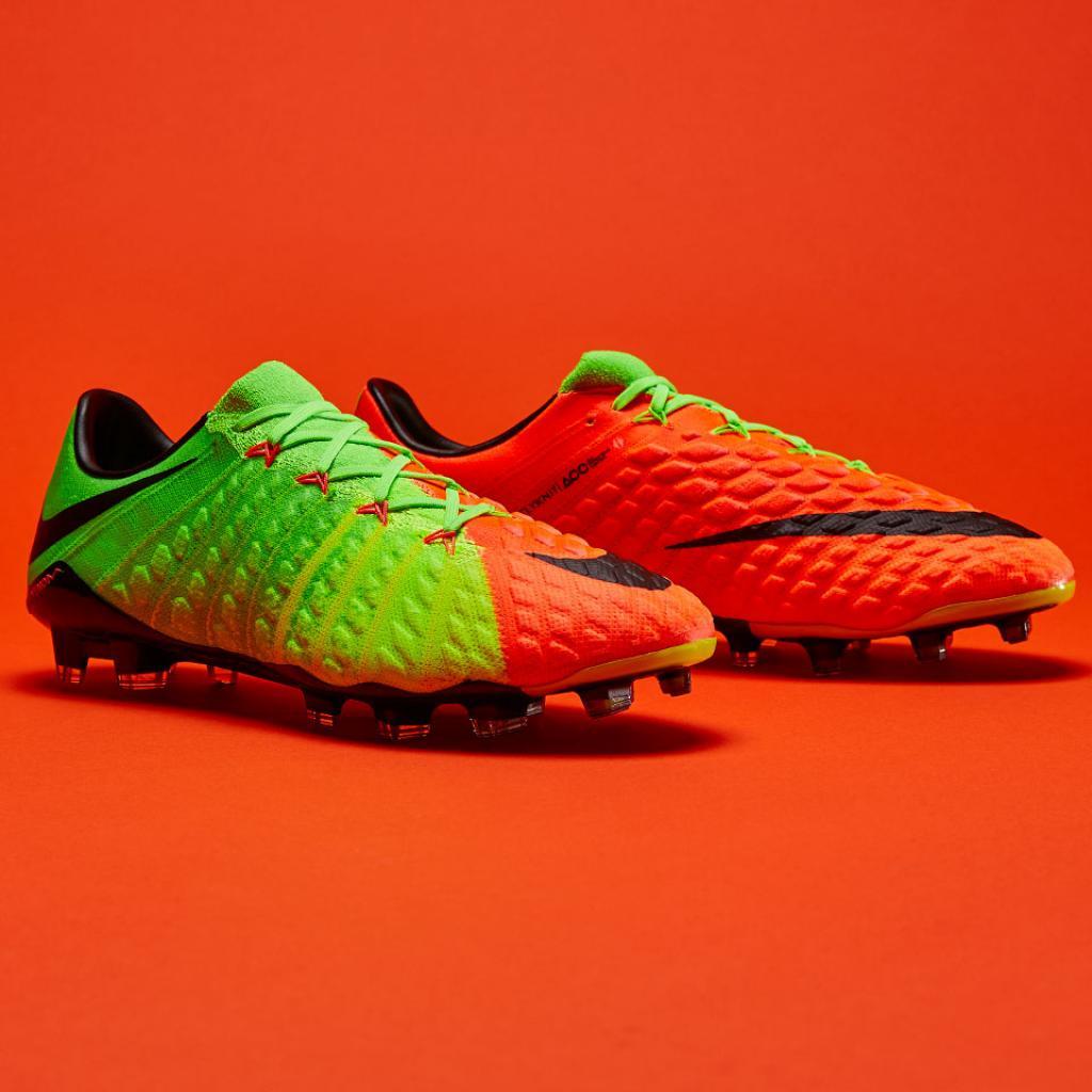 af13d015 Nike Hypervenom Phantom III FG /бутсы профессиональные купить в ...