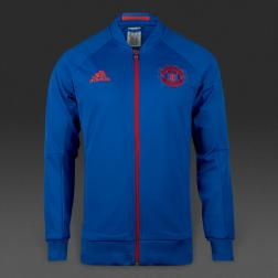 adidas Manchester United 16/17 Away Anthem Jacket   /ветровка